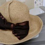 駅に帽子の忘れ物をした!