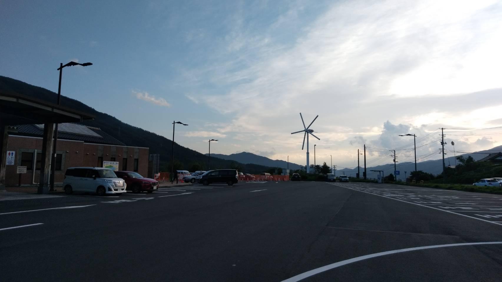 遠野道の駅 風の丘