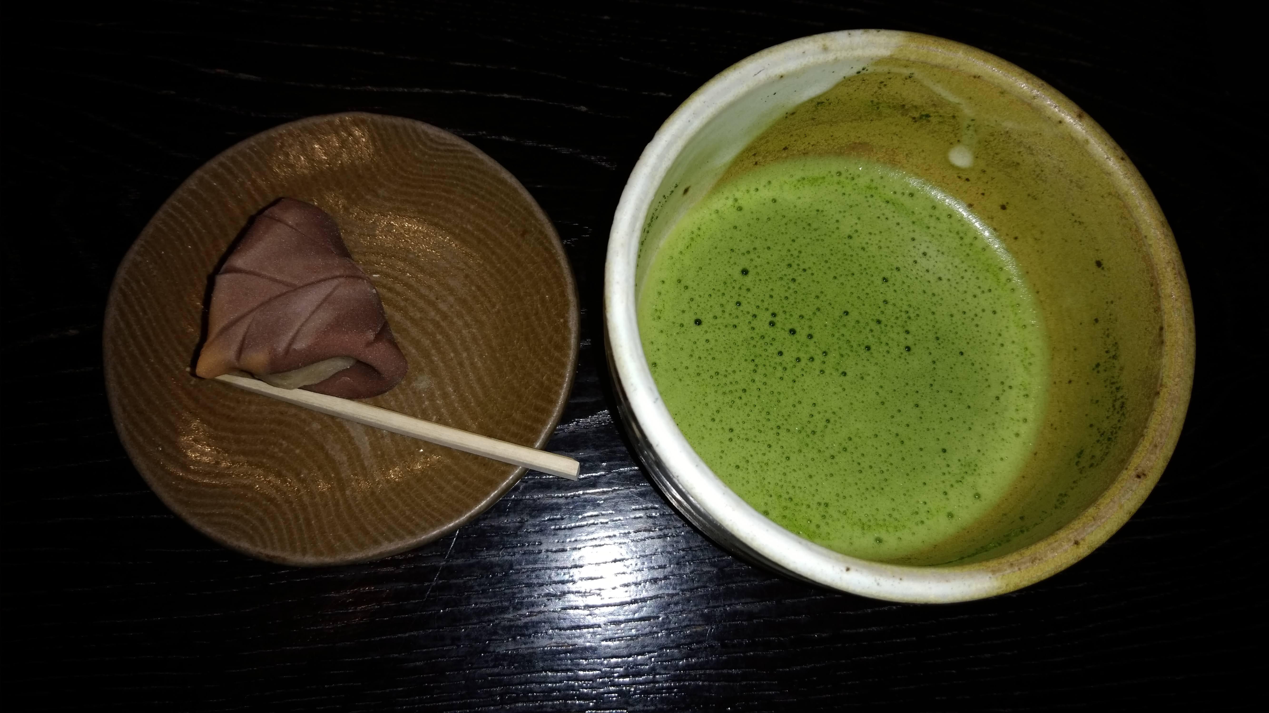 金沢散歩 東茶屋街で極上和菓子